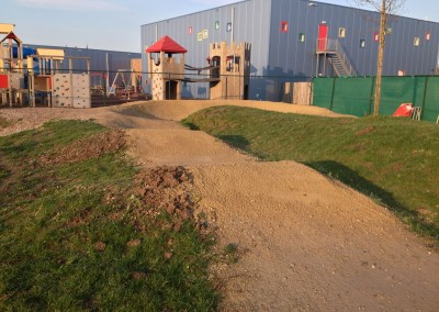 icycle pumptrack kidslodge houten