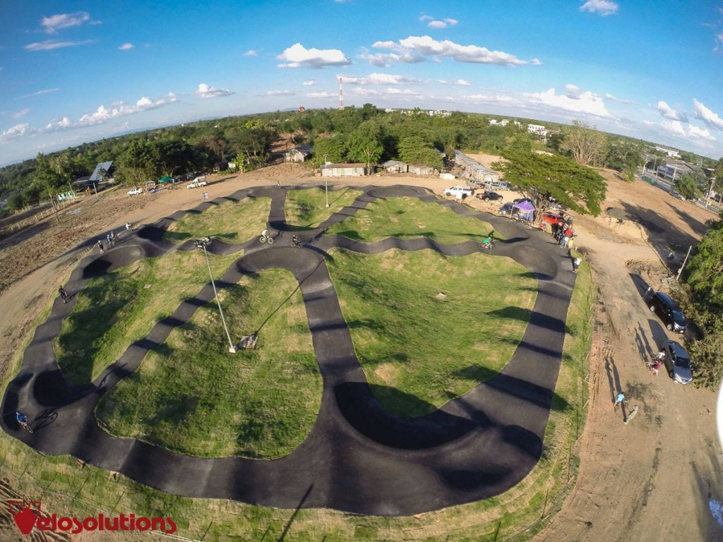 Velosolutions pumptrack Thailand